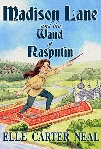 Madison Lane and the Wand of Rasputin